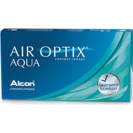 Air Optix Aqua Contact Lenses (6pack) by Alcon