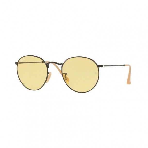 Rayban Round Metal RB3447 90664A